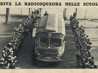 La magia e il fascino della radio quando entrò nelle scuole mostra ad Assisi