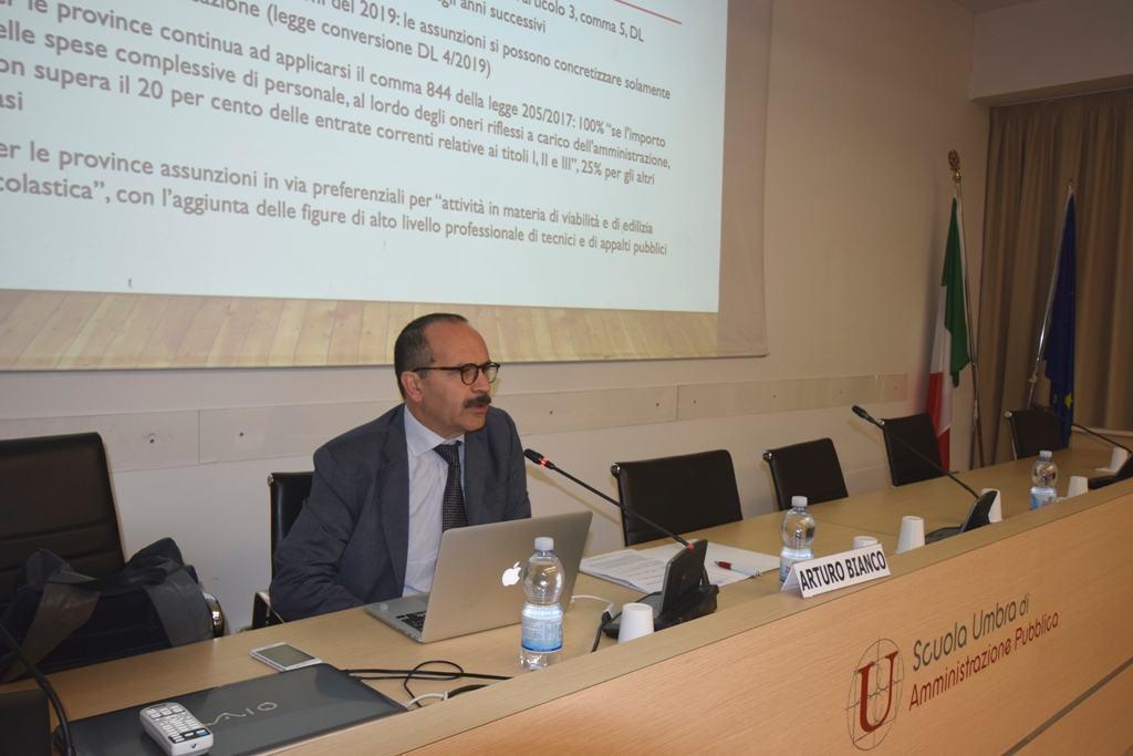 Decreto concretezza e assunzioni Pa, a Villa Umbra il punto sulle novità