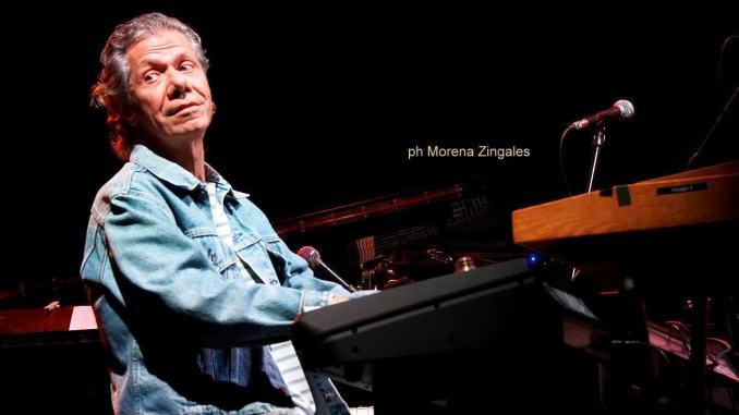 Chick Corea, il flamenco accende l'arena di Umbria Jazz