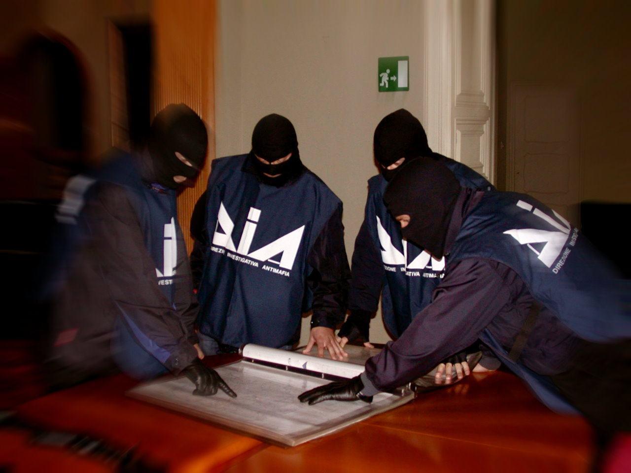 Infiltrazioni criminali in Umbria nel gioco illegale, 'ndrangeta, relazione DIA
