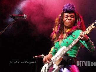 Umbria Jazz, funky e soul con Nik West all'Arena Santa Giuliana