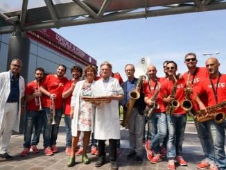 Non solo grandi numeri a Umbria Jazz, ma anche vicinanza ai pazienti dell'ospedale