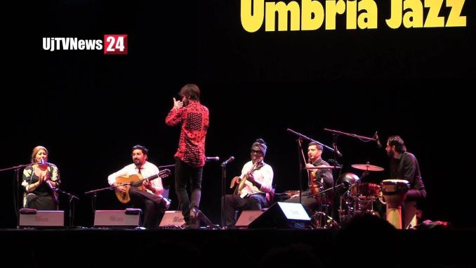 """Richard Bona, il nuovo """"Flamenco Project"""" all'Arena di Umbria Jazz"""