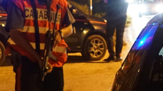 Sparo in piazza Piermarini ritrovato fucile nelle campagne di Sant'Eraclio