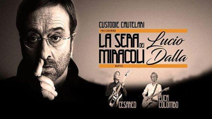In... Canto d'Estate, a San Venanzo una serata dedicata a Lucio Dalla