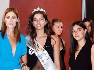 Leila Rossi è Miss Miluna Umbria 2019, finale a Massa Martana