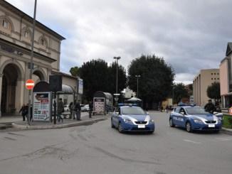Droga a Fontivegge, polizia Polizia arresta spacciatore tunisino