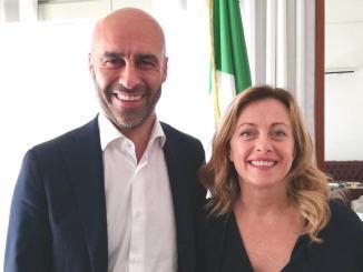 Elezioni regionali, Meloni: «Centrodestra unito, ma Squarta avrà ruolo centrale»