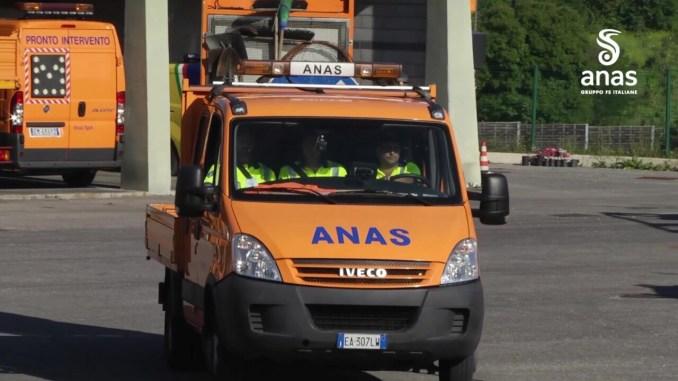 Anas, avanzano lavori sulla E45 a Pierantonio, da mercoledì riapre lo svincolo