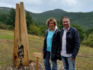 Nuovo museo all'aperto, le opere d'arte che fanno dell'Umbria, l'Umbria