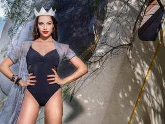 Carlotta Maggiorana Miss Italia 2018 giovedì 8 agosto a Gualdo Tadino