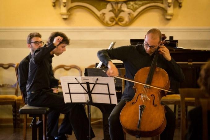 Quartetto Werther vince Concorso nazionale Alberto Burri