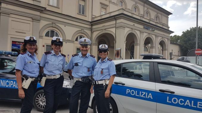 8 luglio, Giuramento dei nuovi agenti di Polizia Locale