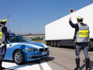 84 kg marijuana nel camion, arrestato bulgaro residente in Umbria-