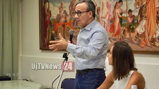 Elezioni Umbria, Andrea Fora è il candidato della coalizione di centrosinistra | Foto