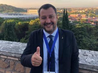 Matteo Salvini spara a zero contro PD e M5S, il video intero, mercoledì e giovedì in Umbria