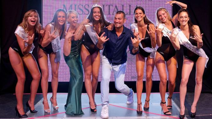 Miss Italia 7 agosto a Torgiano Miss Be_Much e Miss Sport Umbria 2019