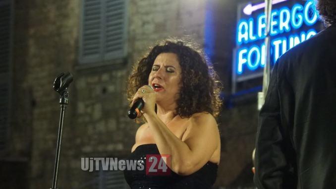 Un tributo a Lady Ella con la Perugia Big Band, voce Silvia Pierucci