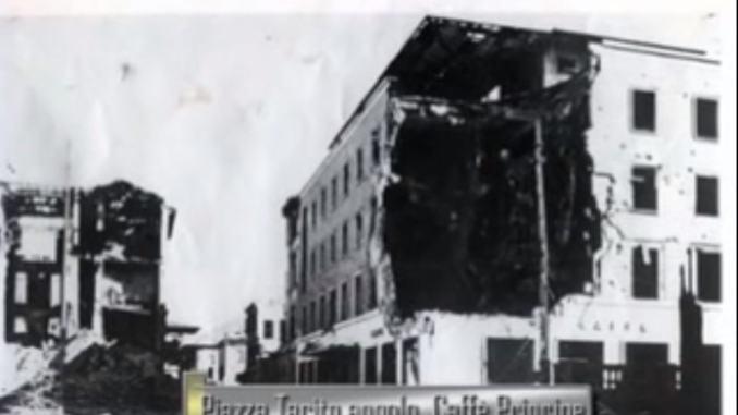 Bombardamento a Terni, oltre mille morti, Psi, revisionismo e male fascista