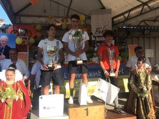 Team Fortebraccio ciclismo in grande spolvero al Memorial Donati Bacchettini