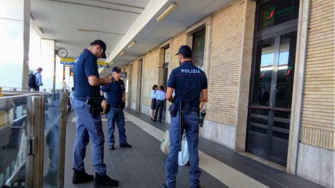 Stazioni Sicure, 107 bagagli controllati, tra Marche, l'Umbria e l'Abruzzo
