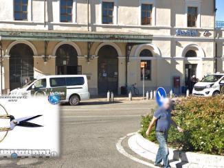 Lite sanguinaria alla stazione di Assisi, un uomo ferito, due denunce