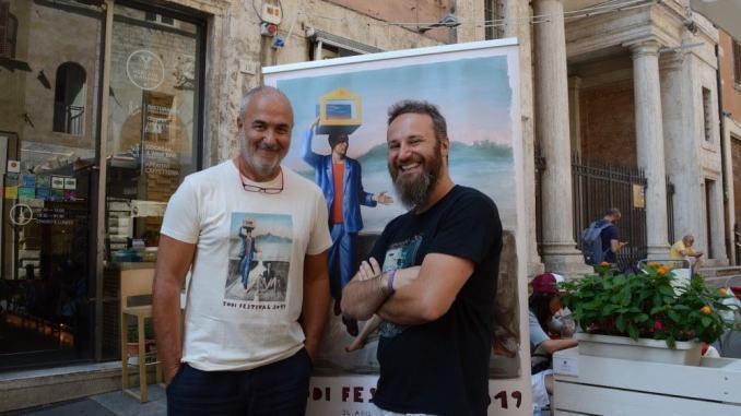 Todi Festival 2019 esordisce con la Poesia, Via con Simone Savogin