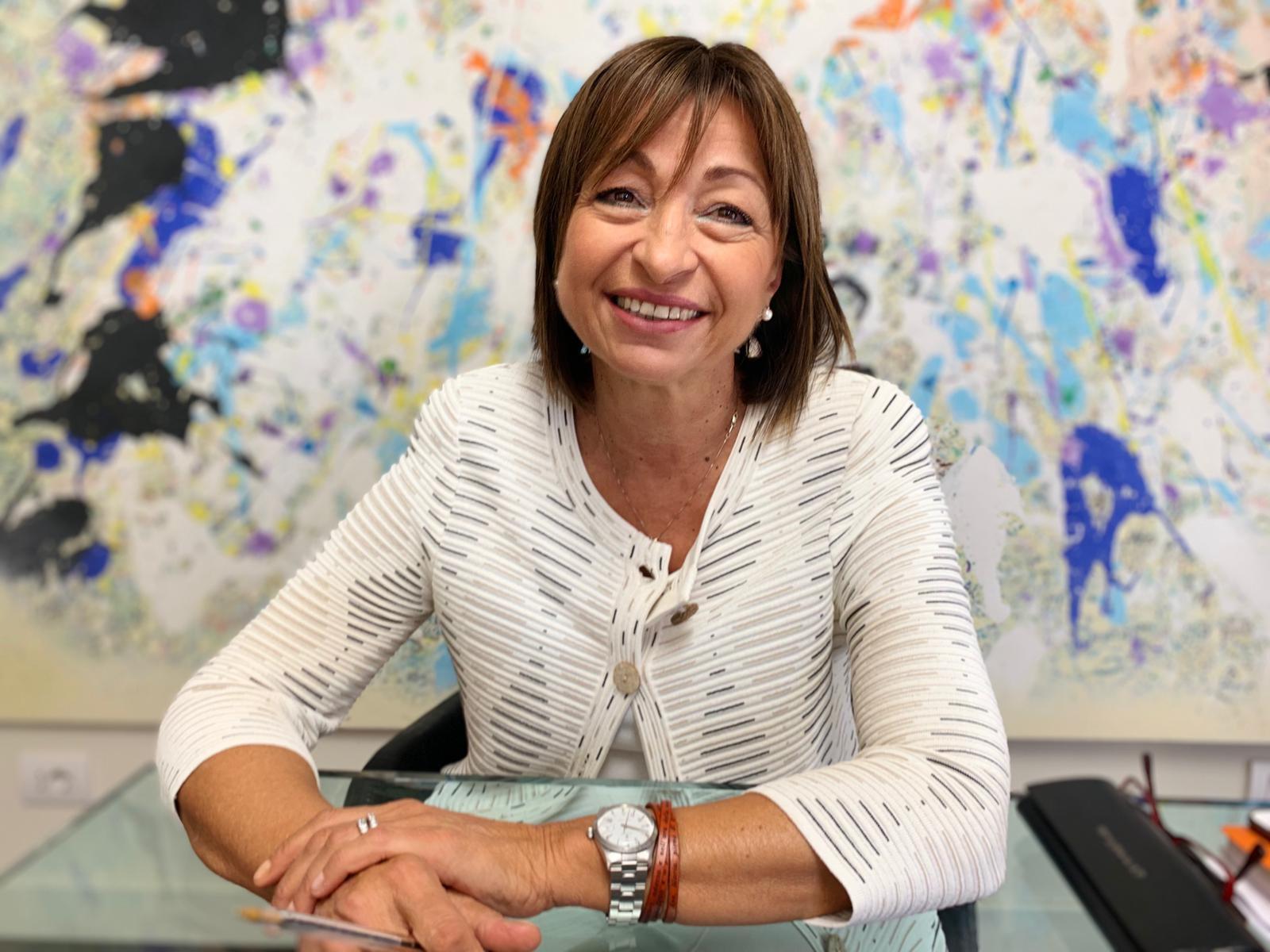 Donatella Tesei candidata a Governatrice dell'Umbria per il Centrodestra