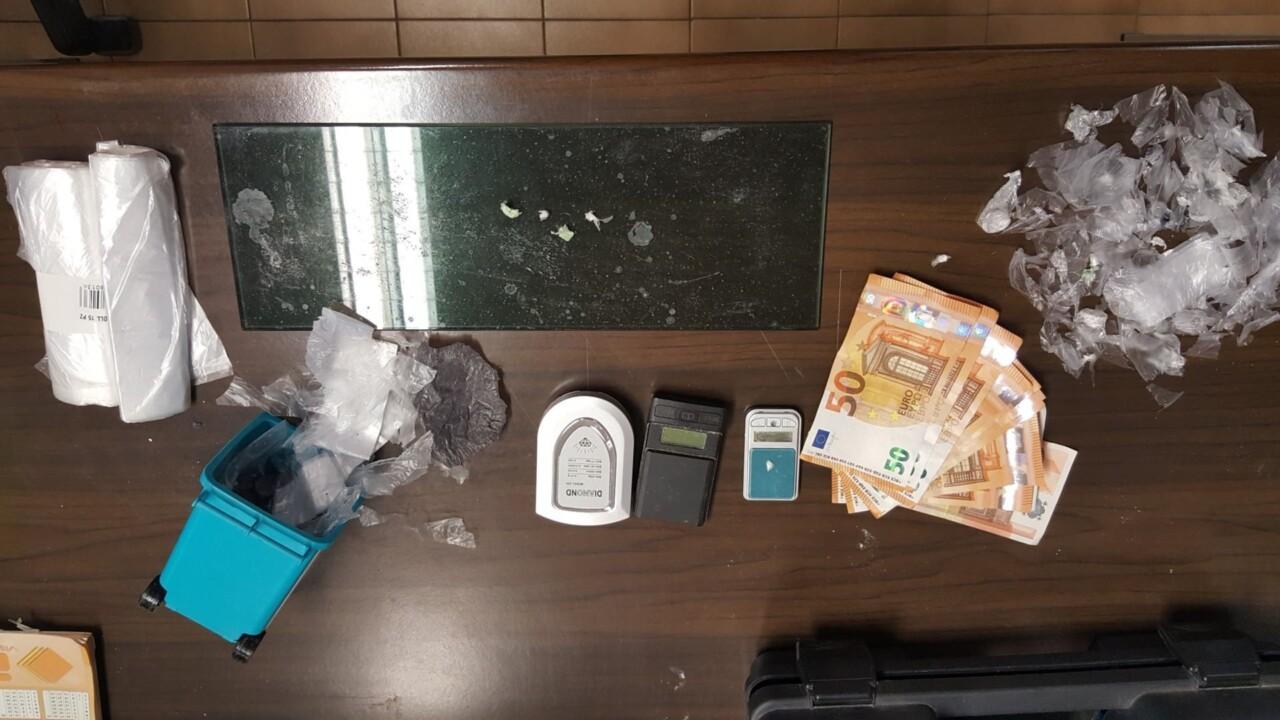 Finanza smantella banda internazionale di spacciatori di droga