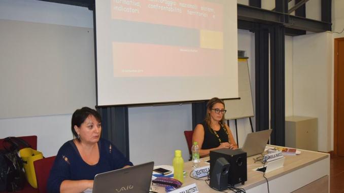 monitoraggio e valutazione dell'attuazione dei piani sociali di zona