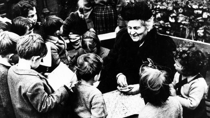 Presentazione il 13 settembre dei 70 anni di Maria Montessori a Perugia  Il film