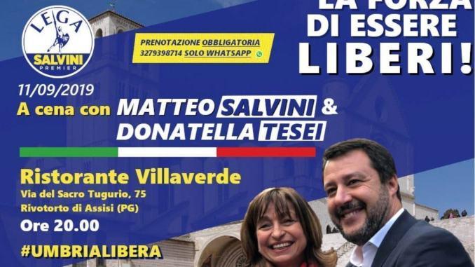 Fuori i partiti dalla Quintana, Foligno in comune, post al vetriolo