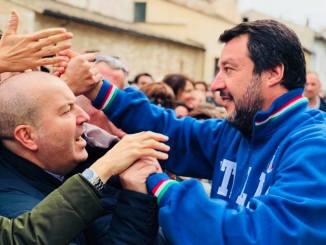 In Umbria hanno la fortuna di votare dice Matteo Salvini, sarà a San Gemini
