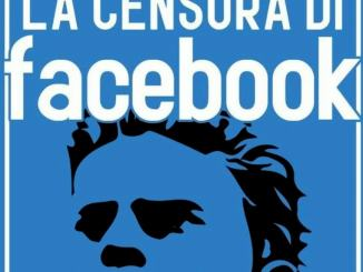 Censura Facebook è il momento della protesta, Fn a Perugia