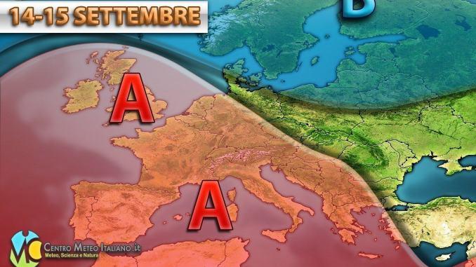 Sensibili escursioni termiche tra giorno e notte previsioni meteo