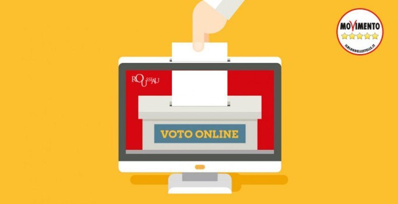 Elezioni Umbria, M5S, al via votazione su piattaforma Rousseau