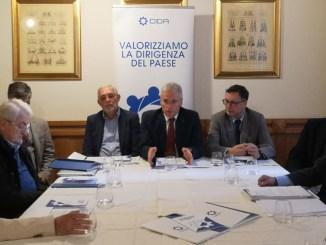 Elezioni, Cida, appello alla politica, sette idee per l'Umbria