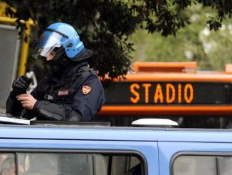 Digos arresta un tifoso catanese dopo Ternana Catania