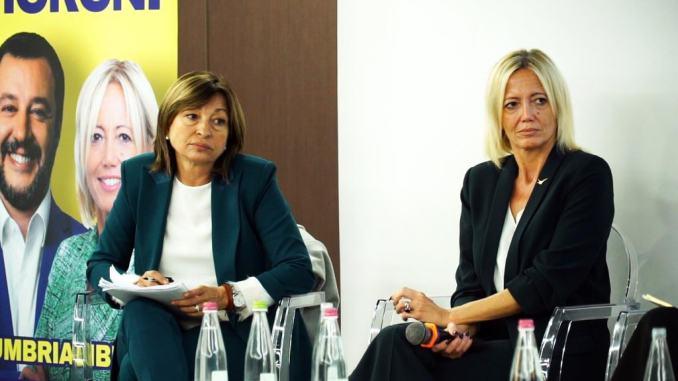 Regionali, Fioroni, Lega, l'Umbria non deve morire per rinascere