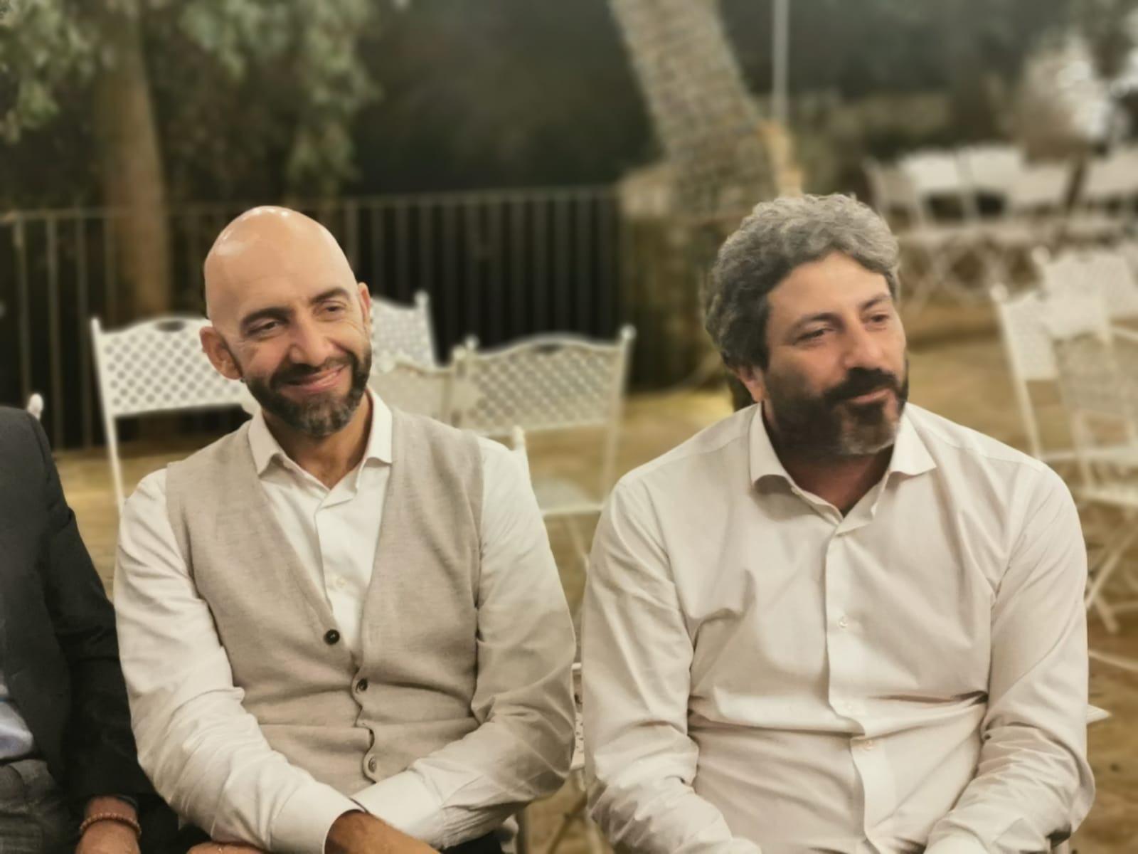 Regionali, cena tra Fico e candidato Umbria Bianconi