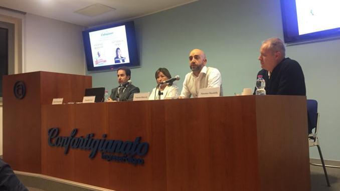 Confartigianato, imprese Umbria, proposte e confronto tra i candidati Bianconi e Tesei