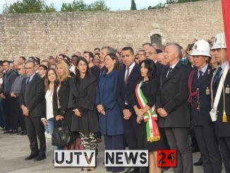 Festa di San Francesco, Ministro Di Maio partecipa alla benedizione