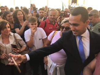 Di Maio in Umbria, da martedì a venerdì, chiuderà campagna a Terni