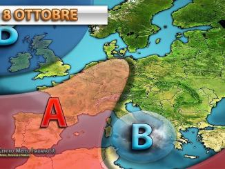 Freddo su gran parte dell'Umbria a Forca Canapine sfiorato lo zero gradi
