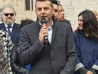 Werter Grasselli, candidato Blu alle elezioni regionali
