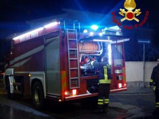 Incendio San Marco Perugia, due ustionati, bambina al Gemelli di Roma in rianimazione