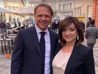 Michela Sciurpa chiude la sua campagna elettorale a Castiglione del Lago