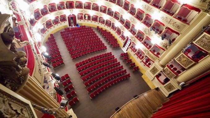 Art Bonus, il teatro Morlacchi è quinto, vince la Campania