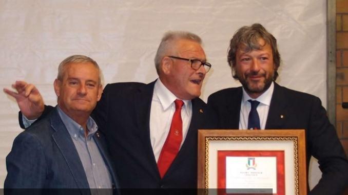 Mezzo secolo di vita per il club Rugby Perugia, un traguardo storico