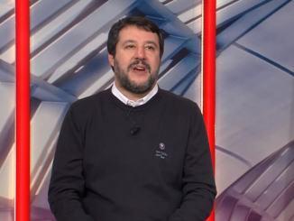 Matteo Salvini torna in Umbria sabato 23 novembre per ringraziare elettori